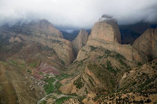 Gorge Du Taghia