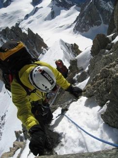 De tricky klimpassages