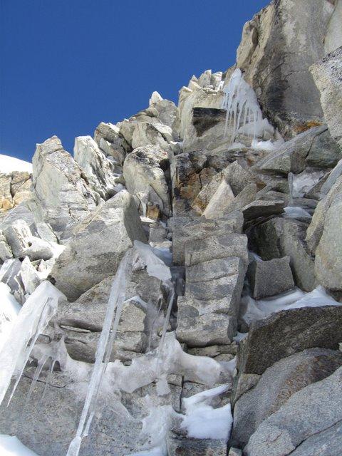 Technisch klimmen op Ranrapalca (6162m)
