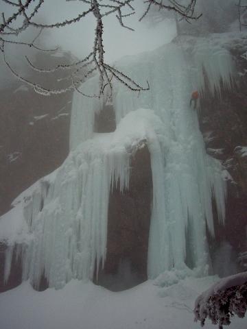 Onbekende waterval