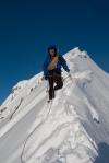 Jonas op de topgraat