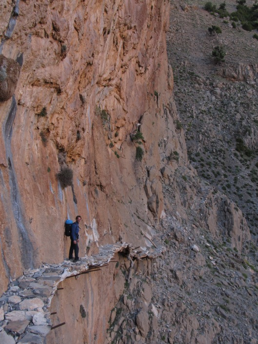 Indrukwekkende berberbruggen