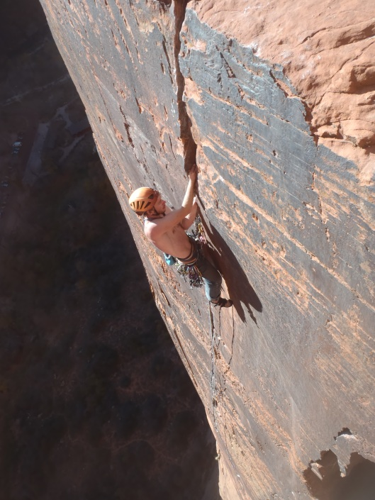 5.12b fingercrack