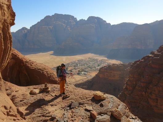 Rijm-Assaf op Jebel Rum