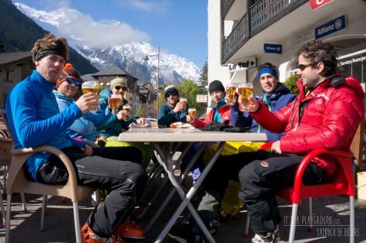 Skialpinisme Chamonix