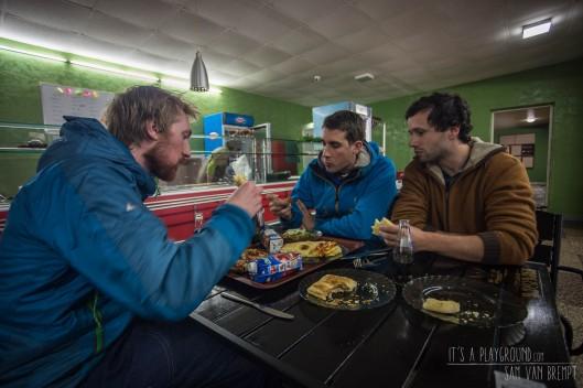 Onze eerste kennismaking met de Georgische keuken