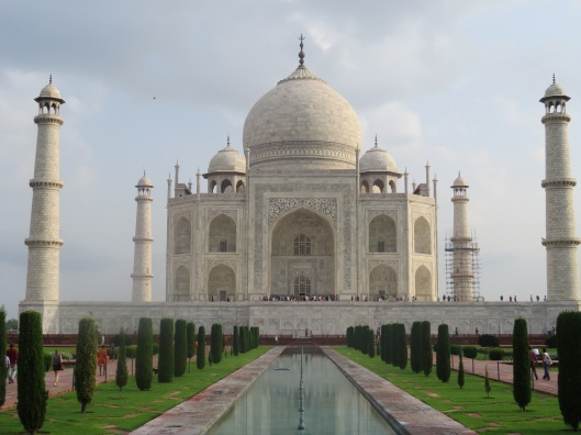 the Taj Mahal ©Sanne